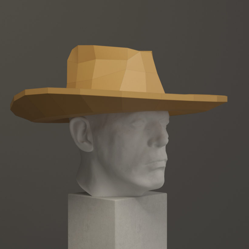 How to make a paper hat | 820x820